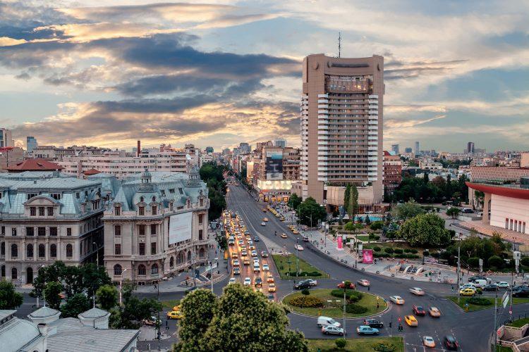 Bukarest, Rumänien