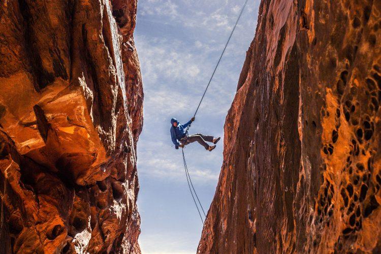 Ein Eldorado für Kletter-Fans