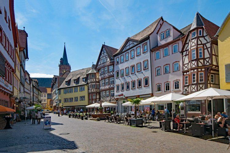 Stadtkern Wertheim