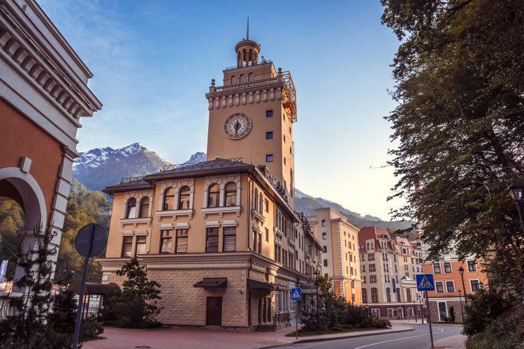 Hotel in Sotschi