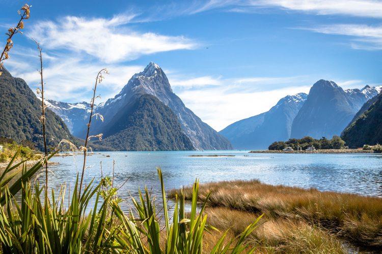 Milfort Sound Neuseeland
