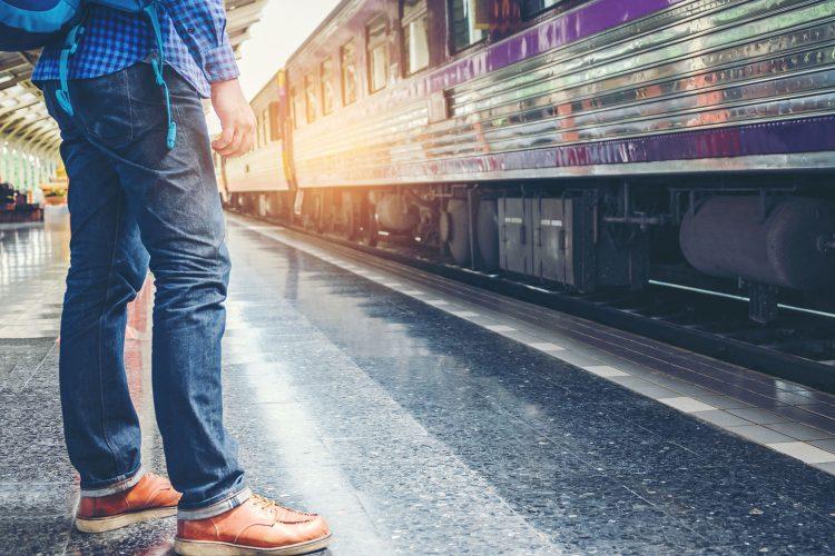 Bei Rail Fly gehört die Zugfahrt zum Pauschalangebot