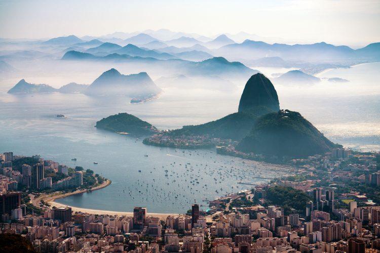 Botofogo Bay, Rio de Janeiro