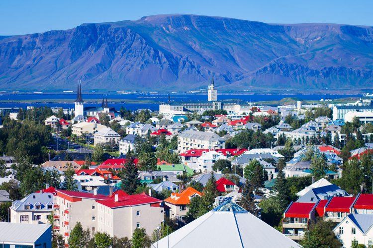 Reykjavik kann man gut an einem Tag erleben