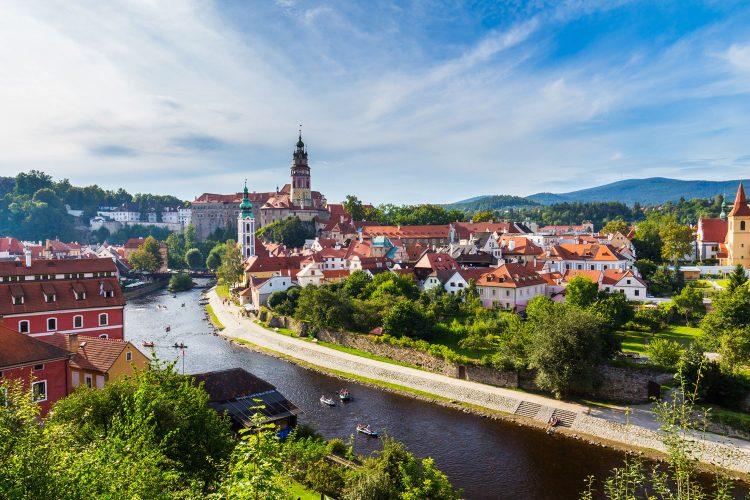 Česky Krumlov, Tschechien