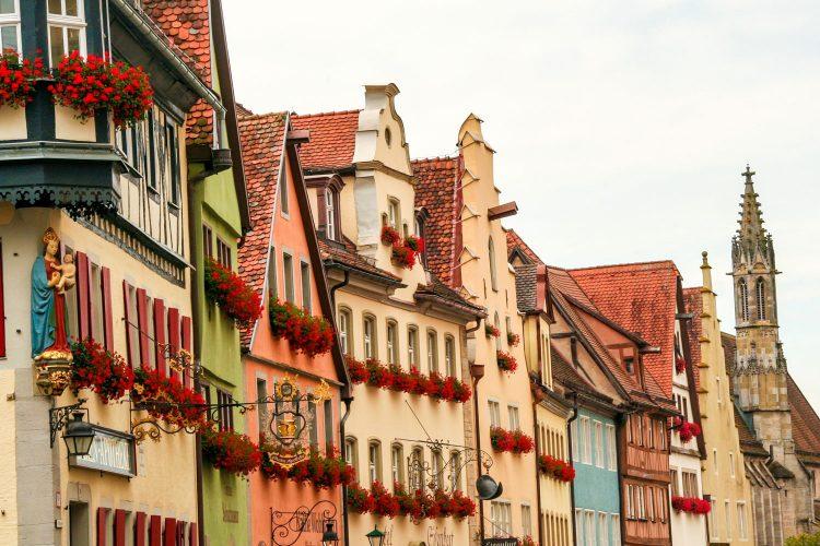Historisches Rothenburg ob der Tauber