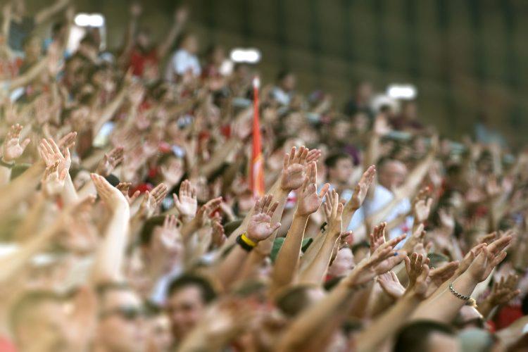 Eintritt ins Stadion nur mit Fan-ID