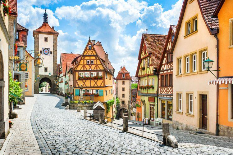 Traumhaftes Rothenburg ob der Tauber