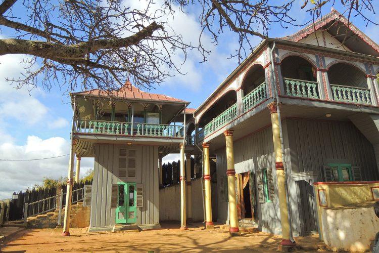 Palast Mahandrihono