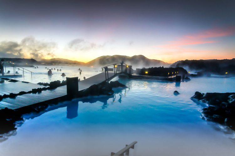 Thermalbad Blaue Lagune
