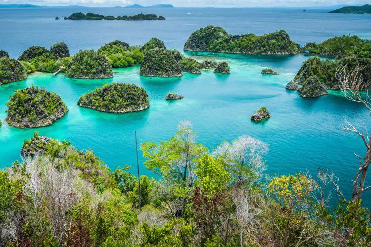 Inselgruppe Raja Ampat