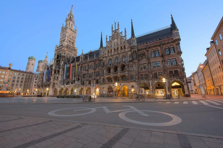 München ist eine Radlstadt