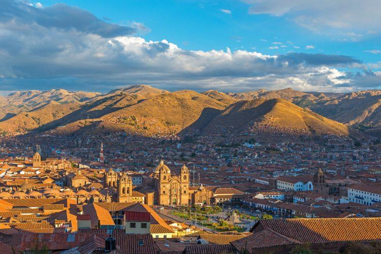 Stadt Cusco