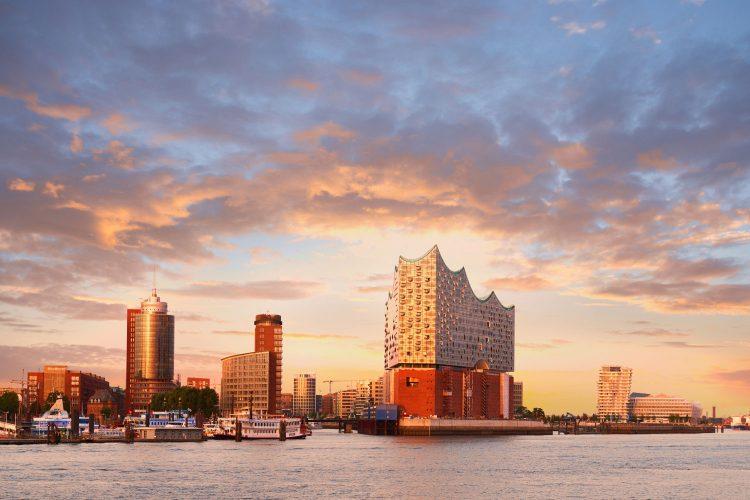 Hamburgs faszinierende Skyline
