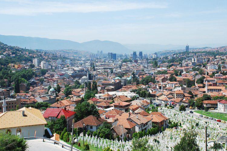 Sarajevo, Bosnien Herzegowina