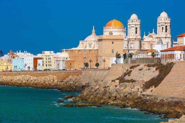 Cadiz in Spanien