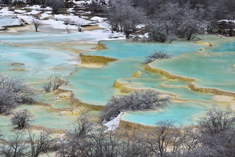 Nationalpark Huanglong