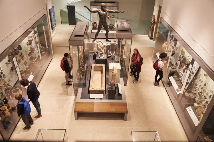Zu bestimmten Zeiten sind Museen oft besonders günstig