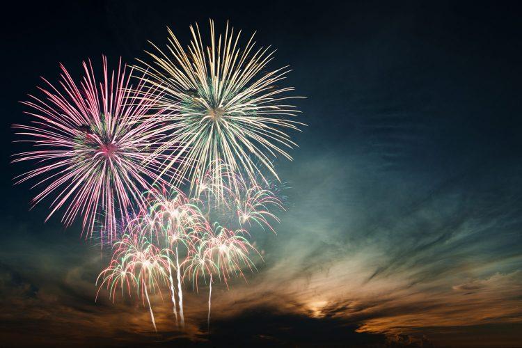 Ein Feuerwerk der Superlative zum Jahreswechsel