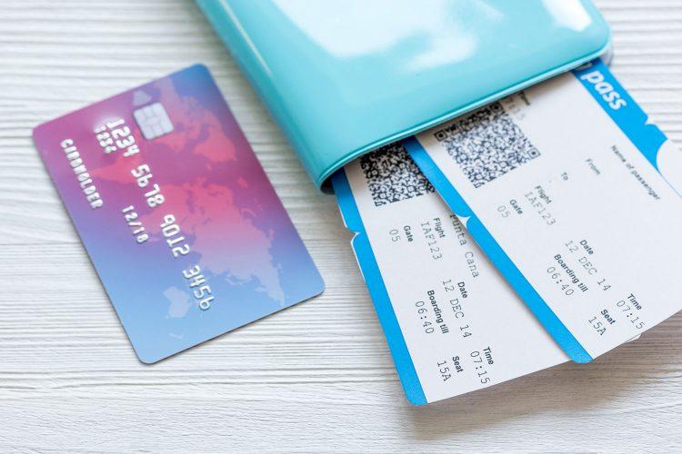 Einige Kreditkarten bieten Reiserücktrittsversicherungen