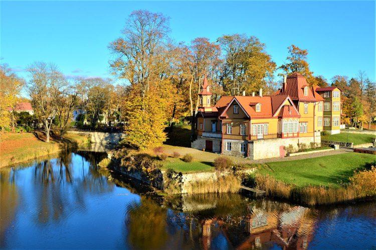 Haus in Estland