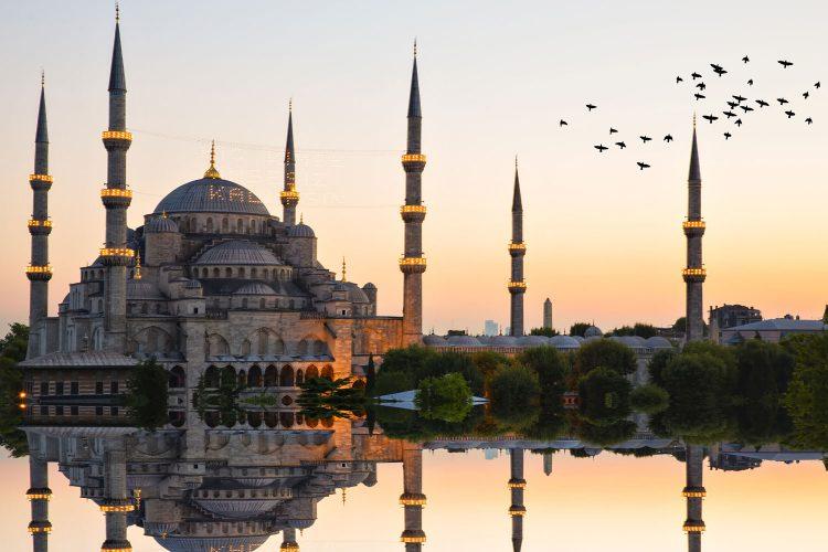 Moschee, Istanbul