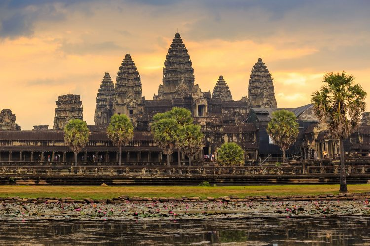Tempelanlage Ankor Wat