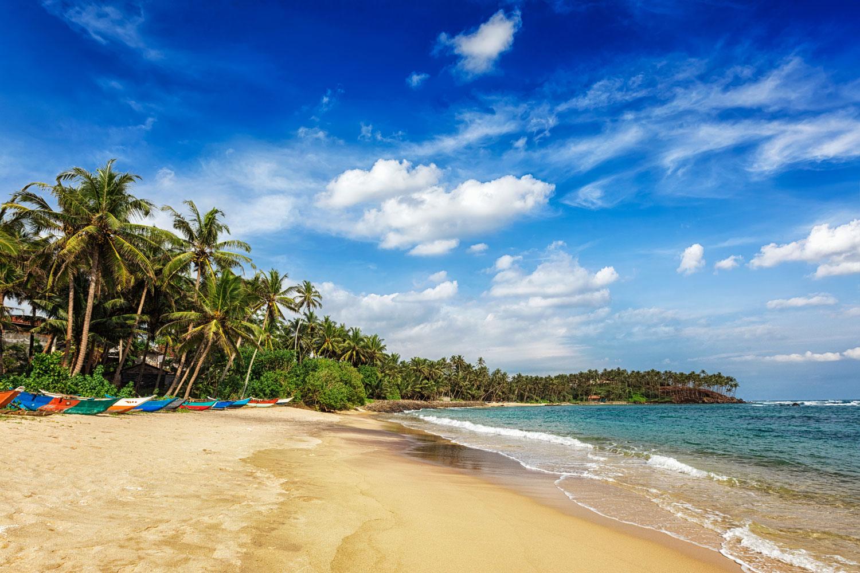 sri lanka tempel teeplantagen und strand  traveltipde