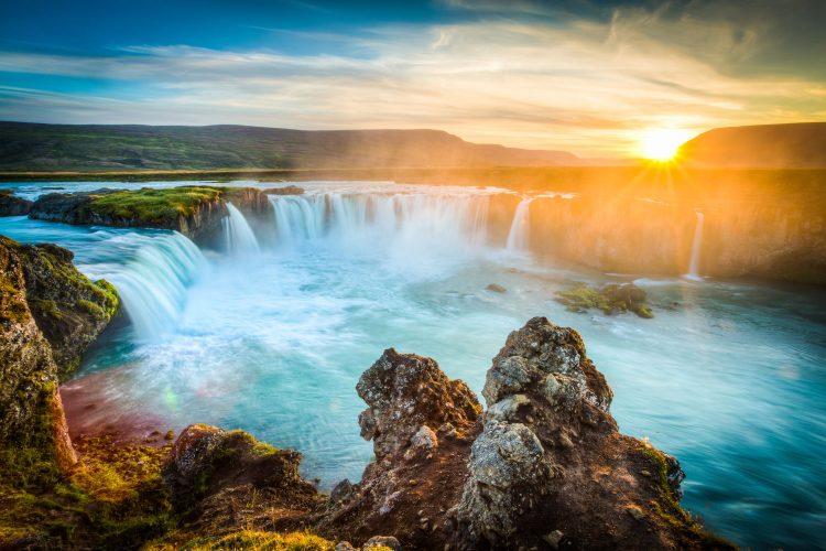 Bloß nicht durch diese zauberhafte Landschaft hetzen!