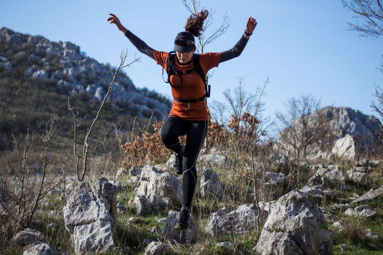 Trail-Intervalle