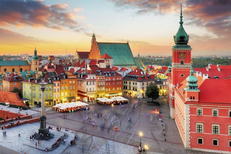 Warschau, Polen