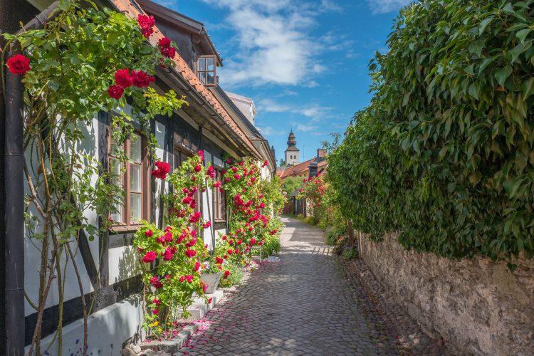 Visby, Schweden